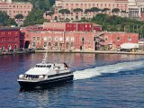 Ferries and hydrofoils in Italy