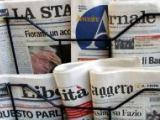 Newspapers in Italy